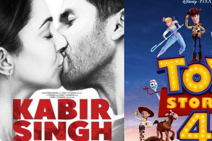 इस हफ्ते रिलीज होगी शाहिद कपूर की 'कबीर सिंह' और हॉलीवुड फिल्म 'टॉय स्टोरी 4', जानिए दोनों फिल्मों की खासियत
