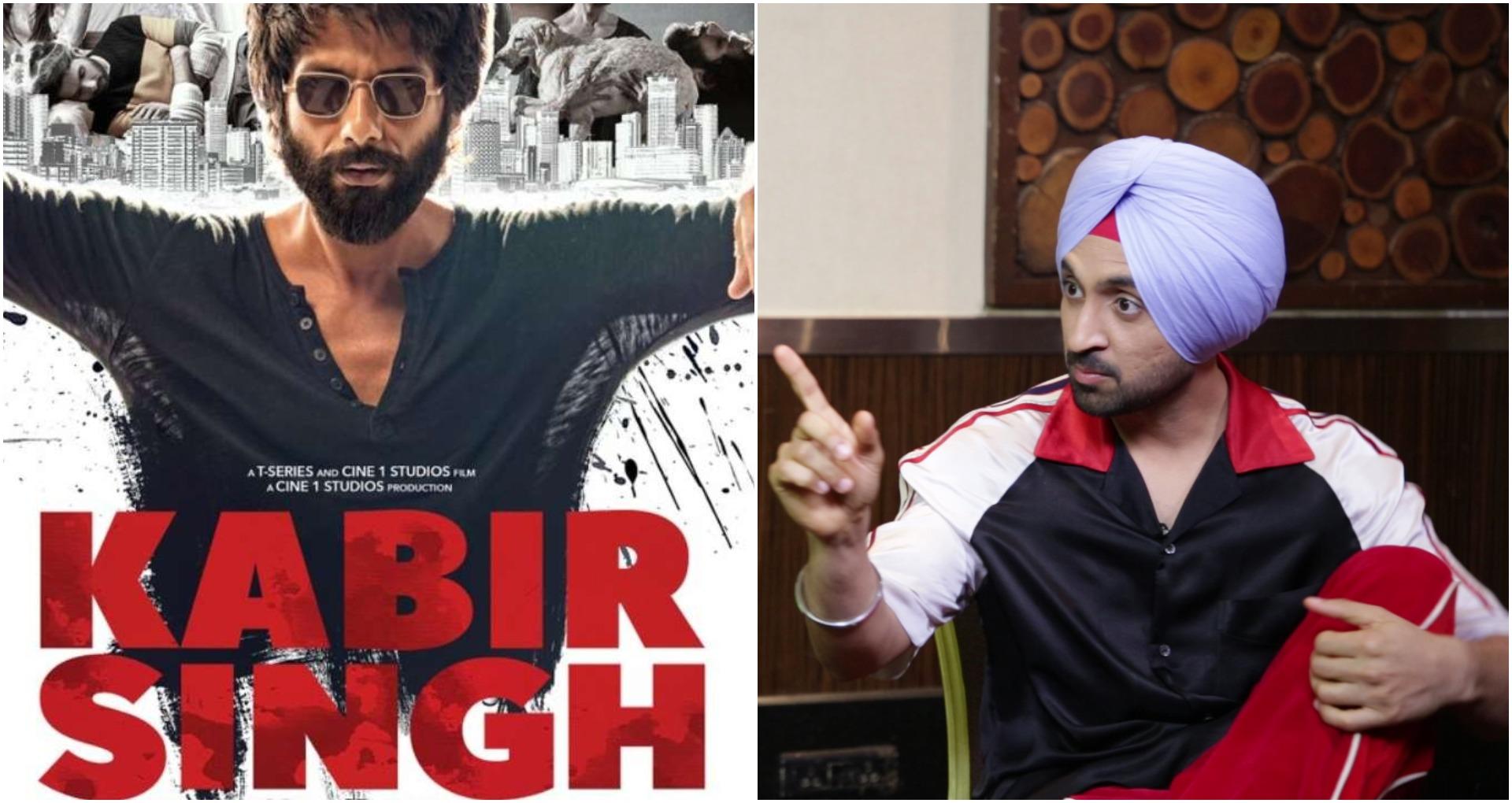 EXCLUSIVE: कबीर सिंह और छड़ा की बॉक्स ऑफिस भिड़ंत, दिलजीत दोसांझ ने कहा- पंजाबी फिल्मों को स्क्रीन्स नहीं मिलते