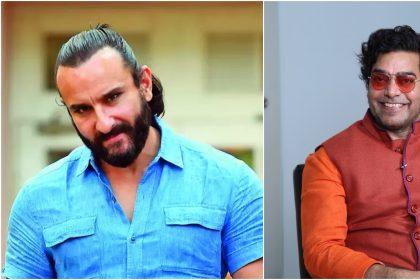 सैफ अली खान और आशुतोष राणा की तस्वीर (फोटो इंस्टाग्राम)