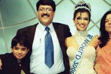 प्रियंका चोपड़ा ने पिता की पुण्यतिथि पर शेयर किया इमोशनल पोस्ट, निक जोनस के डैड ने लिखी दिल छू लेने वाली बात