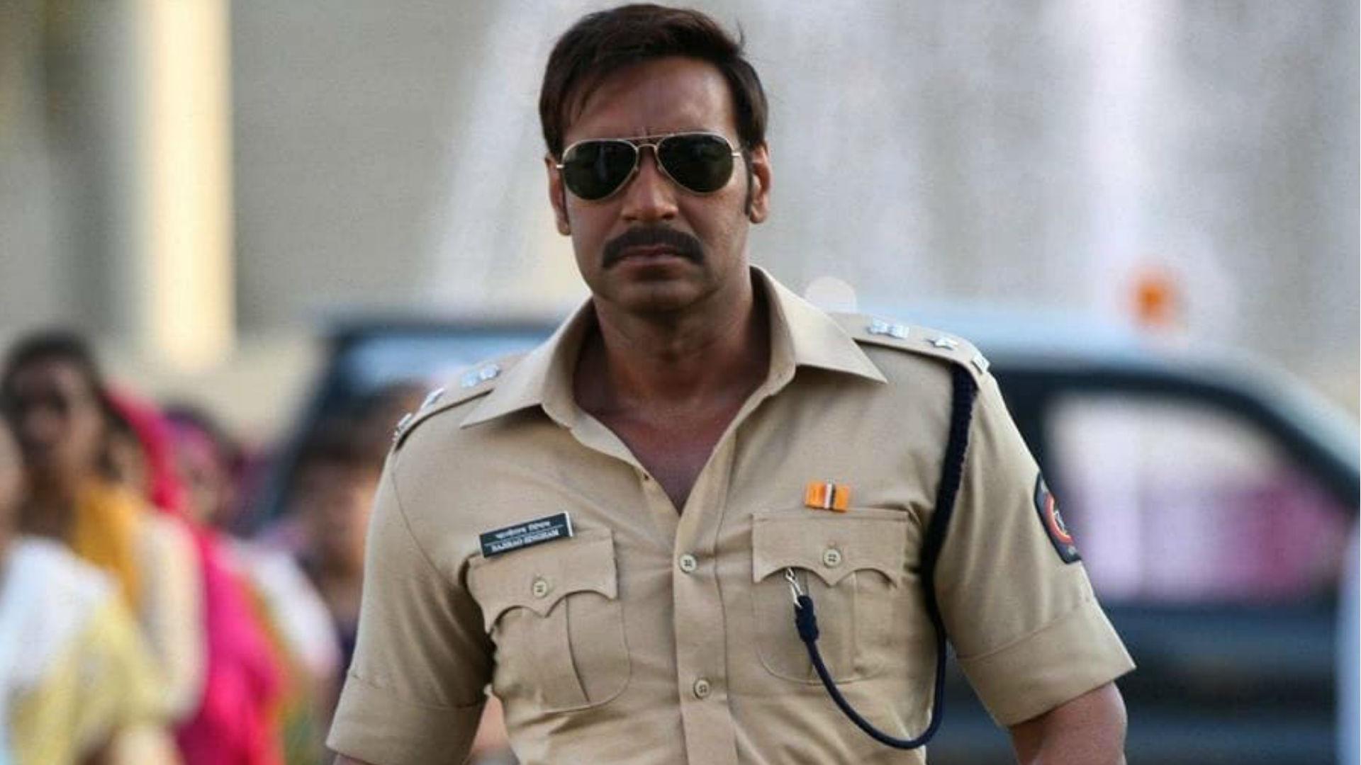अजय देवगन को आई फिल्म सिंघम की याद, 8 साल पूरे होने पर शेयर की ये धमाकेदार पोस्ट