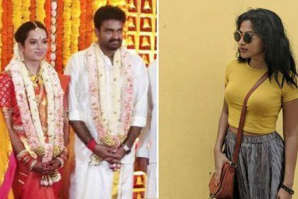 Amala Paul AL Vijay Aadai Movie