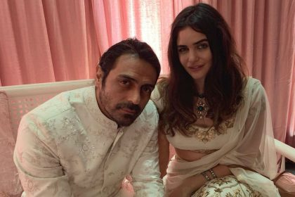 Arjun Rampal Girlfriend Gabriella Demetriades Baby Name