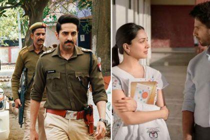 Article 15 movie collection Ayushmann Khurrana Kabir Singh box office collection Shahid Kapoor