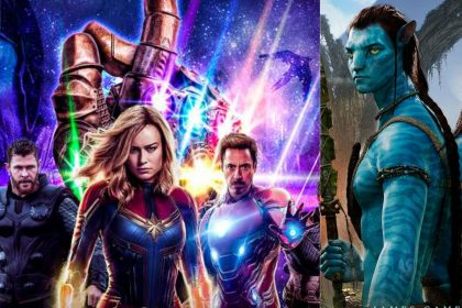Avengers Endgame beats highest grossed James Cameron movie Avatar this is total collection of Marvel film