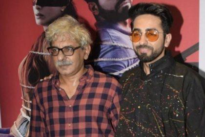 Ayushmann Khurrana team up again with Sriram Raghavan after AndhaDhun movie