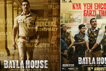 Batla House trailer launch John Abraham Mrunal Thakur movie release date