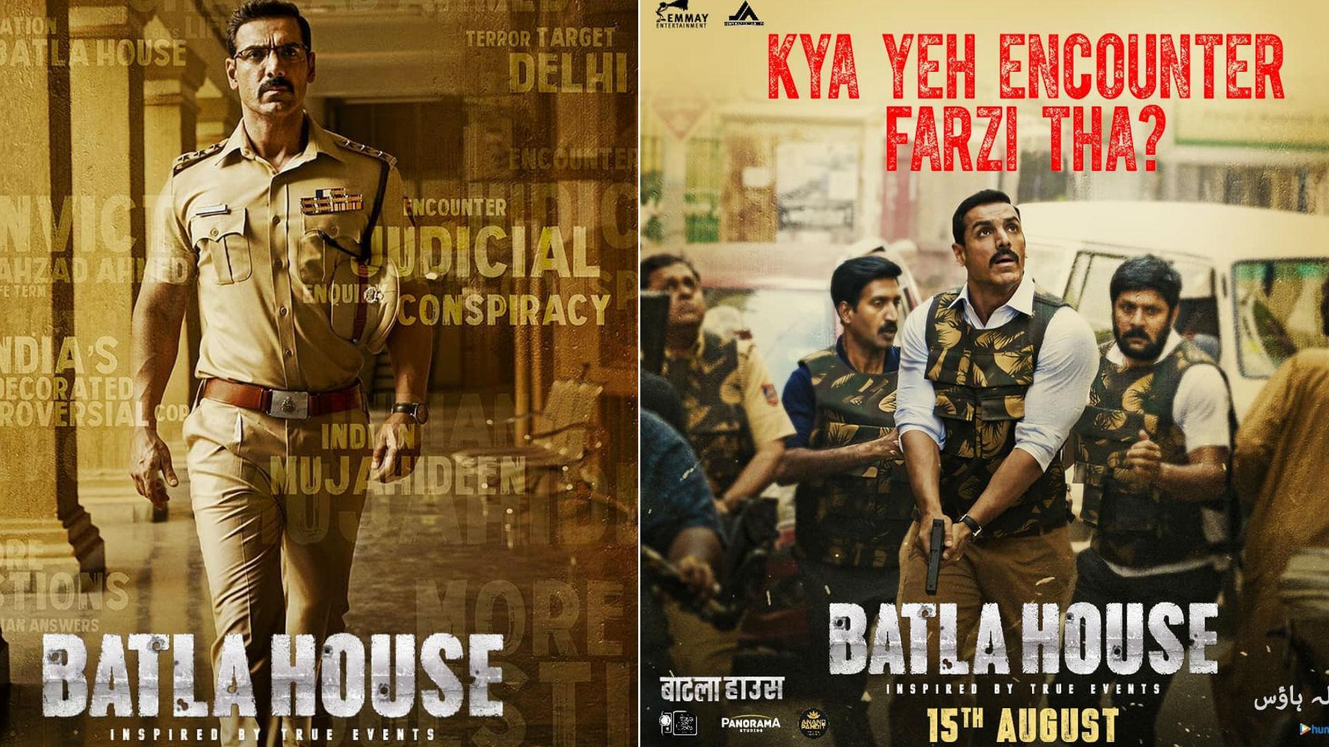 Batla House Trailer: जॉन अब्राहम की फिल्म बाटला हाउस का ट्रेलर रिलीज, जांबाज पुलिस अफसर के रोल में दिखे एक्टर