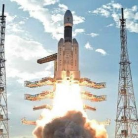 Chandrayaan 2 launched Indian Space Research Organisation isro Sriharikota GSLVMkIII bollywood react