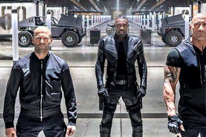 Fast and Furious Hobbs and Shaw Movie, Hobbs and Shaw Hindi Trailer, Dwayne Johnson, Jason Statham
