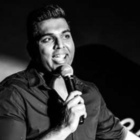 Indian Origin stand up comedian Manjunath Naidu Dies On Stage