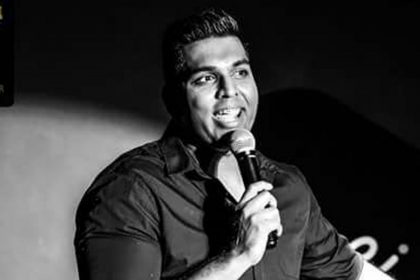 Indian Origin stand up comedian Manjunath Naidu Dies On Stage