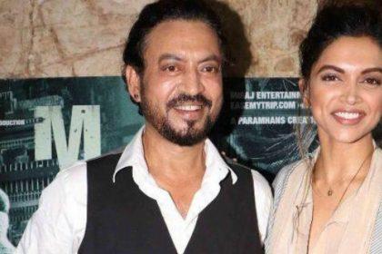 Irrfan Khan Deepika padukone