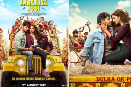 Jabariya Jodi Movie new release date Sidharth Malhotra Parineeti Chopra starrer film
