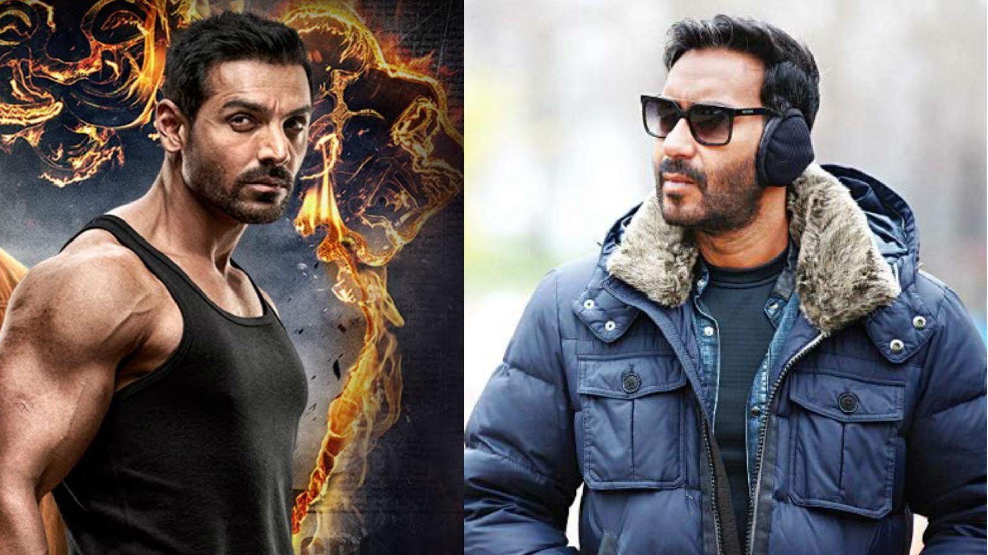 अगले साल स्वतंत्रता दिवस पर बादशाहत के लिए भिड़ेंगे जॉन अब्राहम-अजय देवगन, रिलीज होंगी ये 2 फिल्में!
