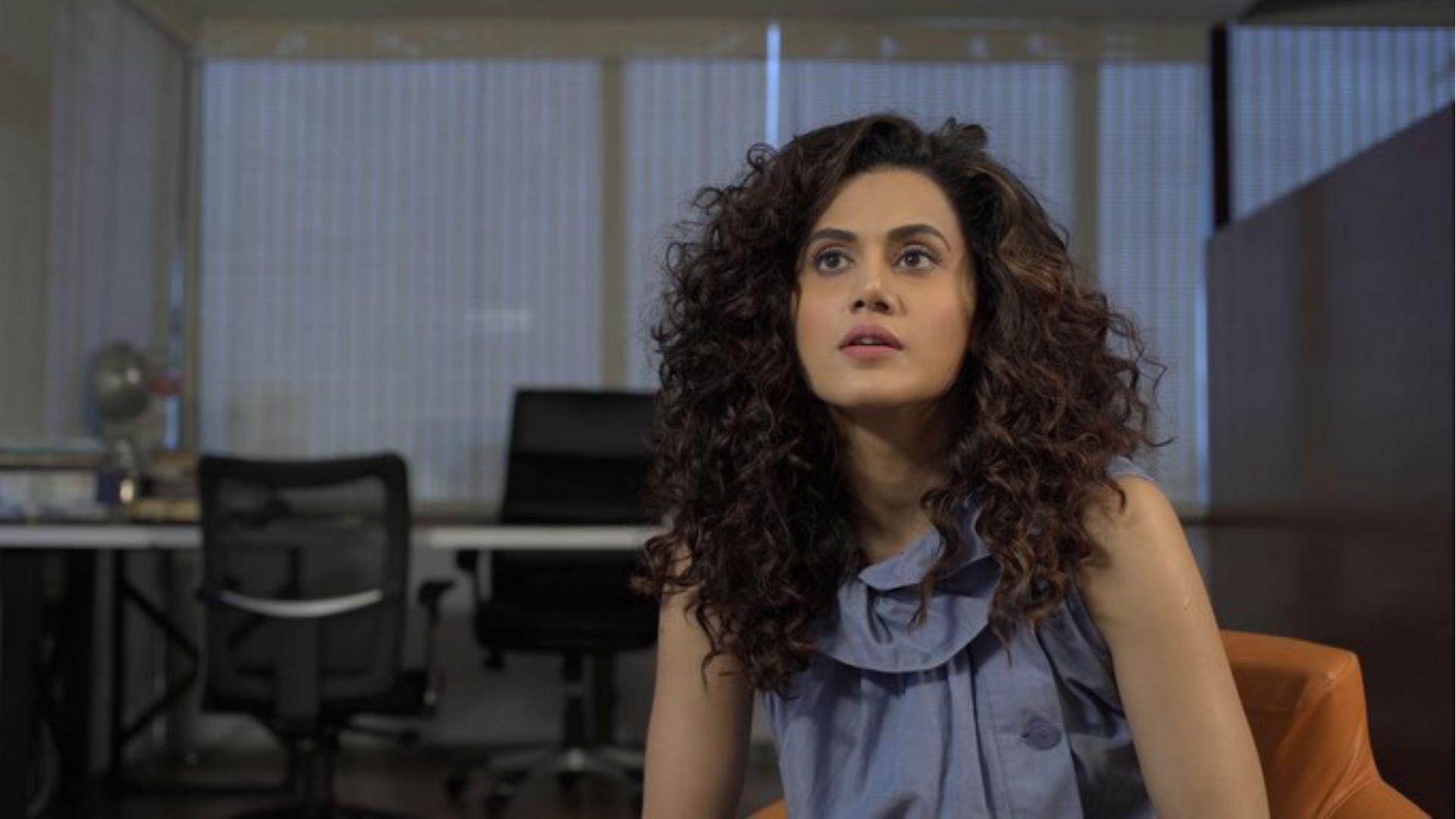 कंगना रनौत की बहन रंगोली चंदेल ने तापसी पन्नू को बताया 'सस्ती कॉपी', अनुराग कश्यप का आया जवाब