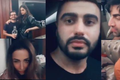 Karan Johar Party Viral Video