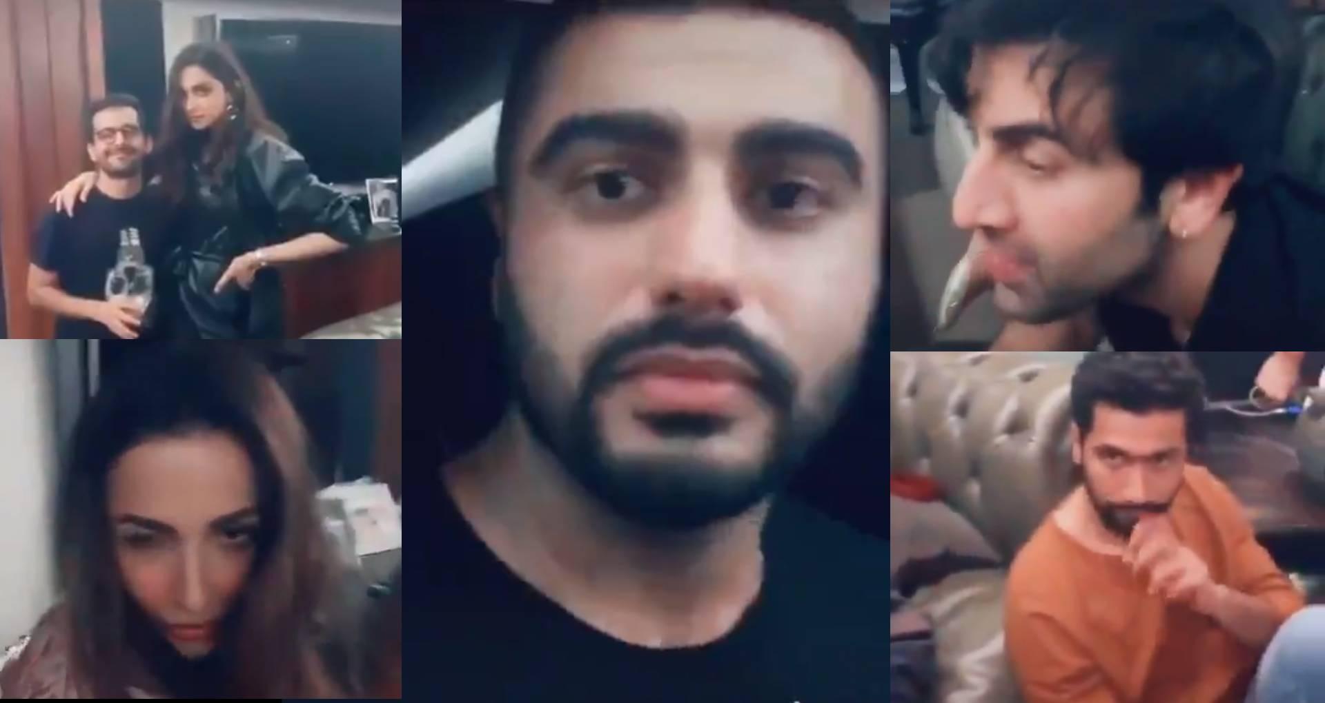 करण जौहर की पार्टी में नशे में थे बॉलीवुड के ये स्टार? वायरल वीडियो पर कंगना रनौत की बहन ने कसा तंज