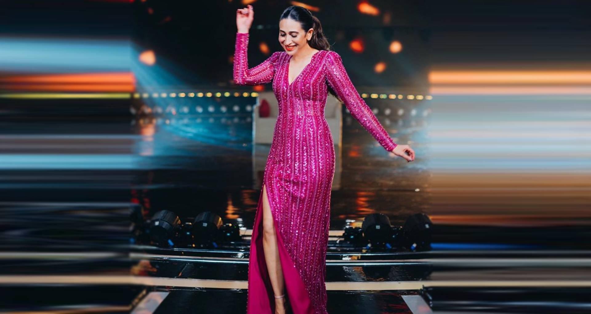 करिश्मा कपूर ने डीआईडी के मंच पर कंटेस्टेंट को दी कड़ी टक्कर, अपने इस गाने को एक्ट्रेस ने किया रिक्रिएट