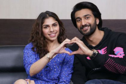 Meezaan Jaffrey confirms he is in a relationship but not with Navya Naveli Nanda Malaal movie Sharmin Segal