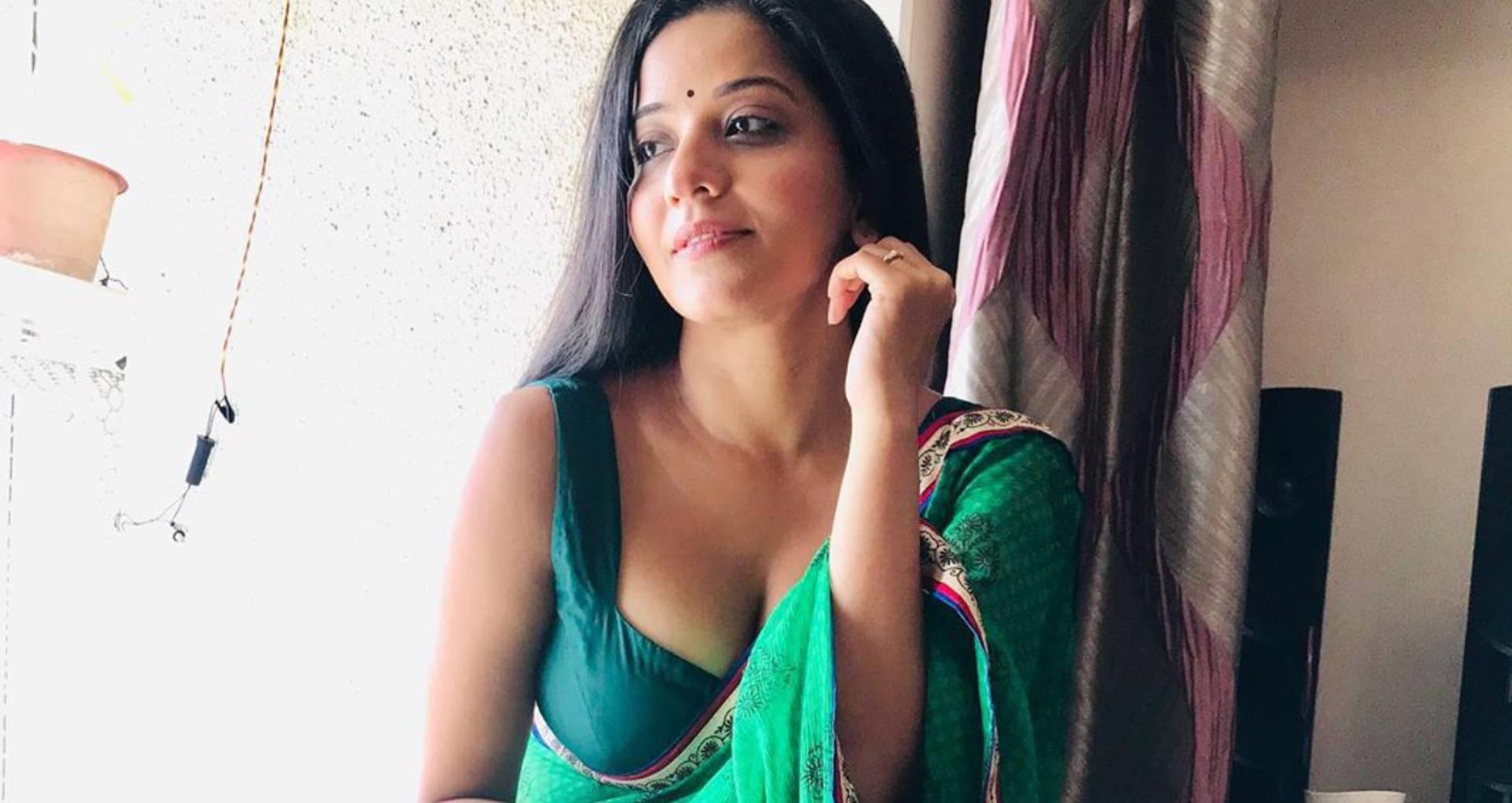 Monalisa Hot Photos: भोजपुरी अभिनेत्री मोनालिसा का हॉट फोटो सोशल मीडिया पर हो रहा है वायरल, देखें तस्वीर