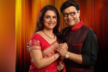 Sachin Pilgaonkar And Supriya Pilgaonkar