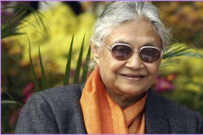दिल्ली कांग्रेस की अध्यक्ष रहीं शीला दीक्षित (फोटो-इंस्टाग्राम)