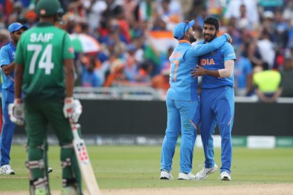 India Beats Bangladesh By 28 Runs World Cup 2019