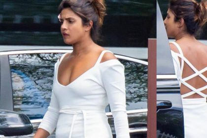 Priyanka Chopra Stylish Look