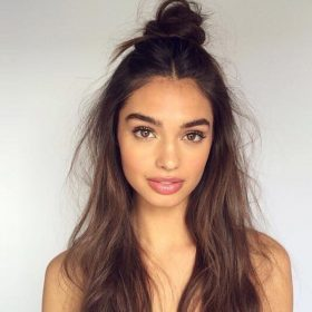 Hairstyle For Unwashed Hair