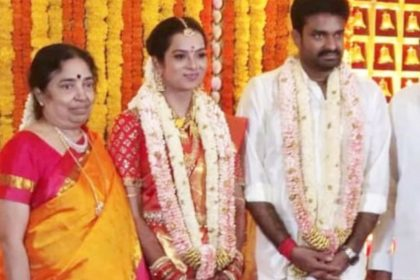 A L Vijay Marriage