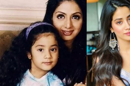 Janhvi Kapoor Then And Now