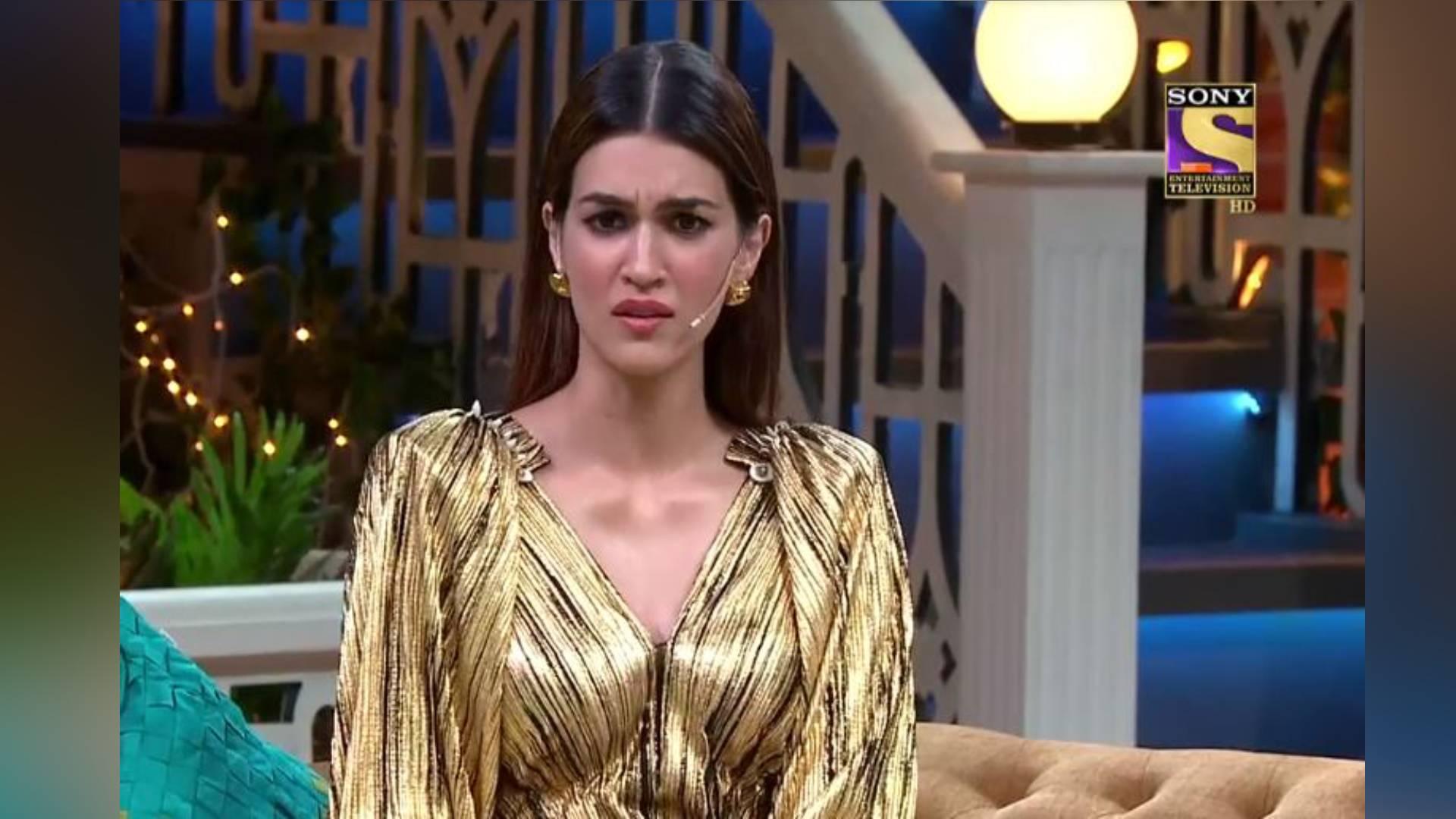 The Kapil Sharma Show: कृति सेनन ने शो में किया बड़ा खुलासा, बताया इस वजह से होना पड़ा था मां-बाप को शर्मिंदा
