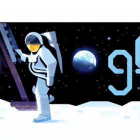 50th Anniversary On Moon Landing