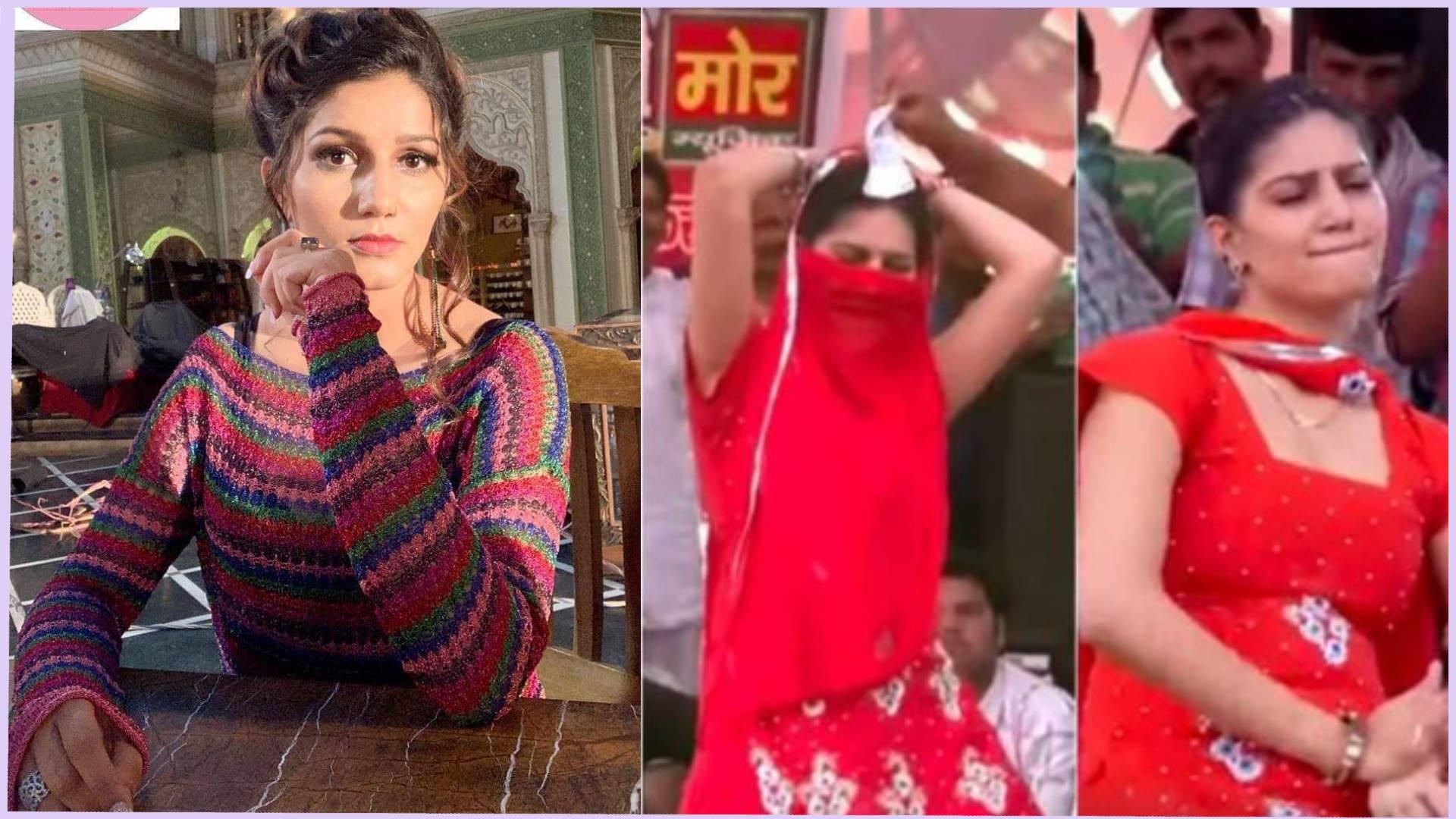 हरियाणवी रागिनी पर सपना चौधरी ने किया जबरदस्त डांस, यूं होने लगी पैसों की बरसात, देखिए ये वीडियो
