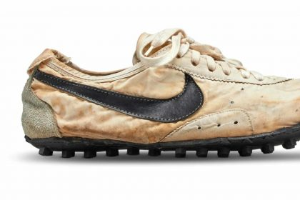Nike Moon Shoes Auction Cost