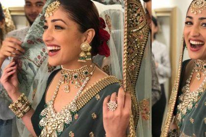 Yami Gautam Bridal Look