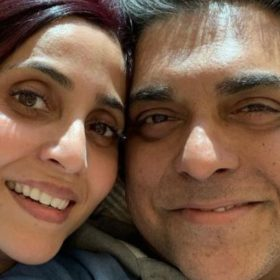 Gautami kapoor And Ram Kapoor