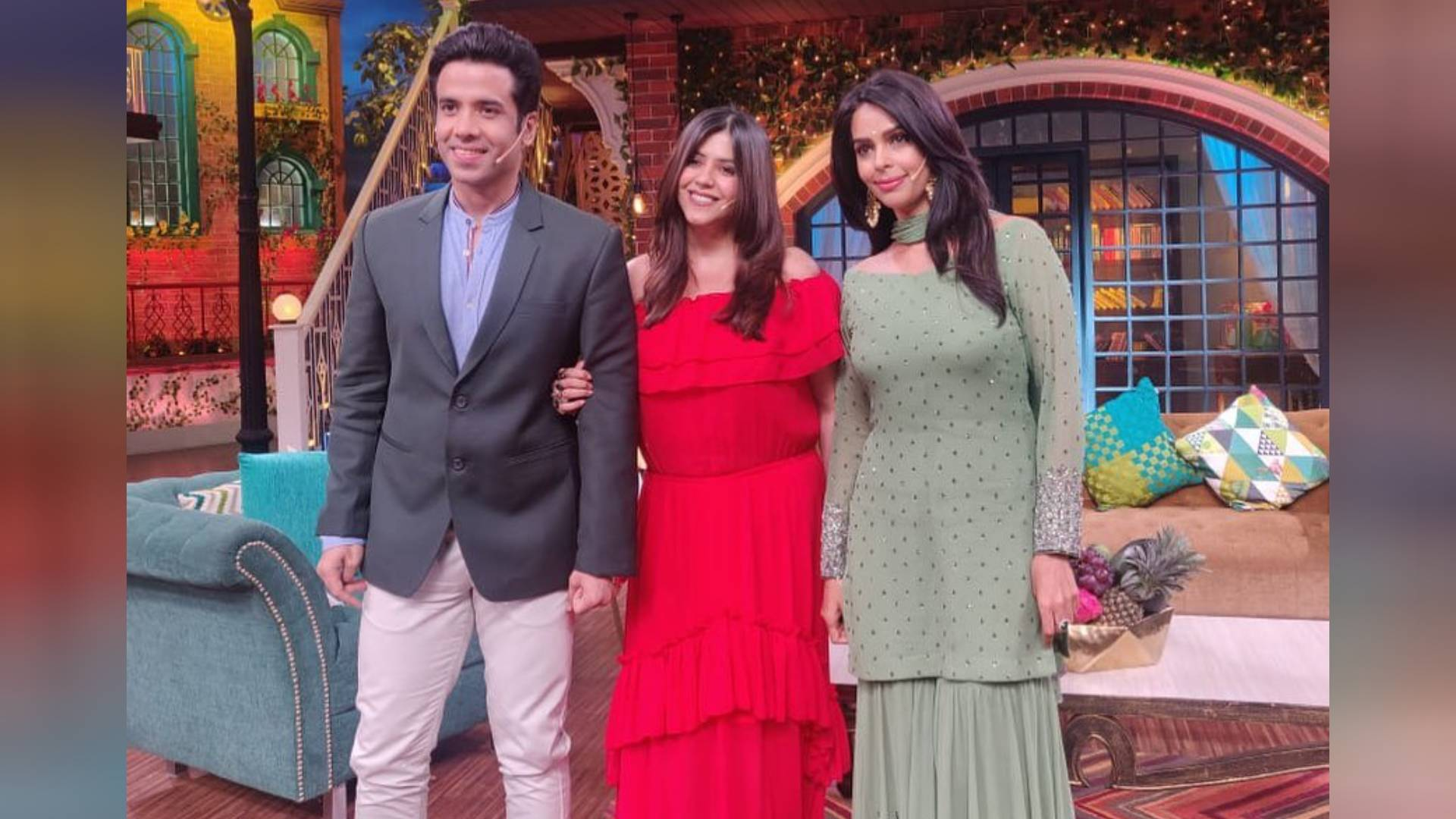 The Kapil Sharma Show: मल्लिका शेरावत ने किया खुलासा, एक्ट्रेस के पेट पर अंडा फ्राई करना चाहता था प्रोड्यूसर