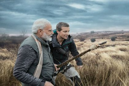 PM Narendra Modi will be seen in Man Vs Wild on Discovery Channel with Bear Grylls watch teaser