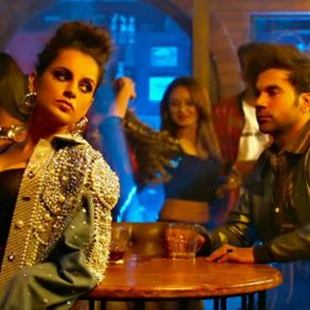 Para Para Song release Judgementall Hai Kya Movie Kangana Ranaut Rajkummar Rao movie