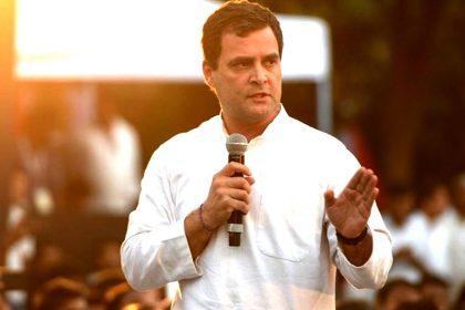 Rahul Gandhi Resign