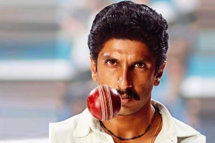 Ranveer SIngh As Kapil Dev