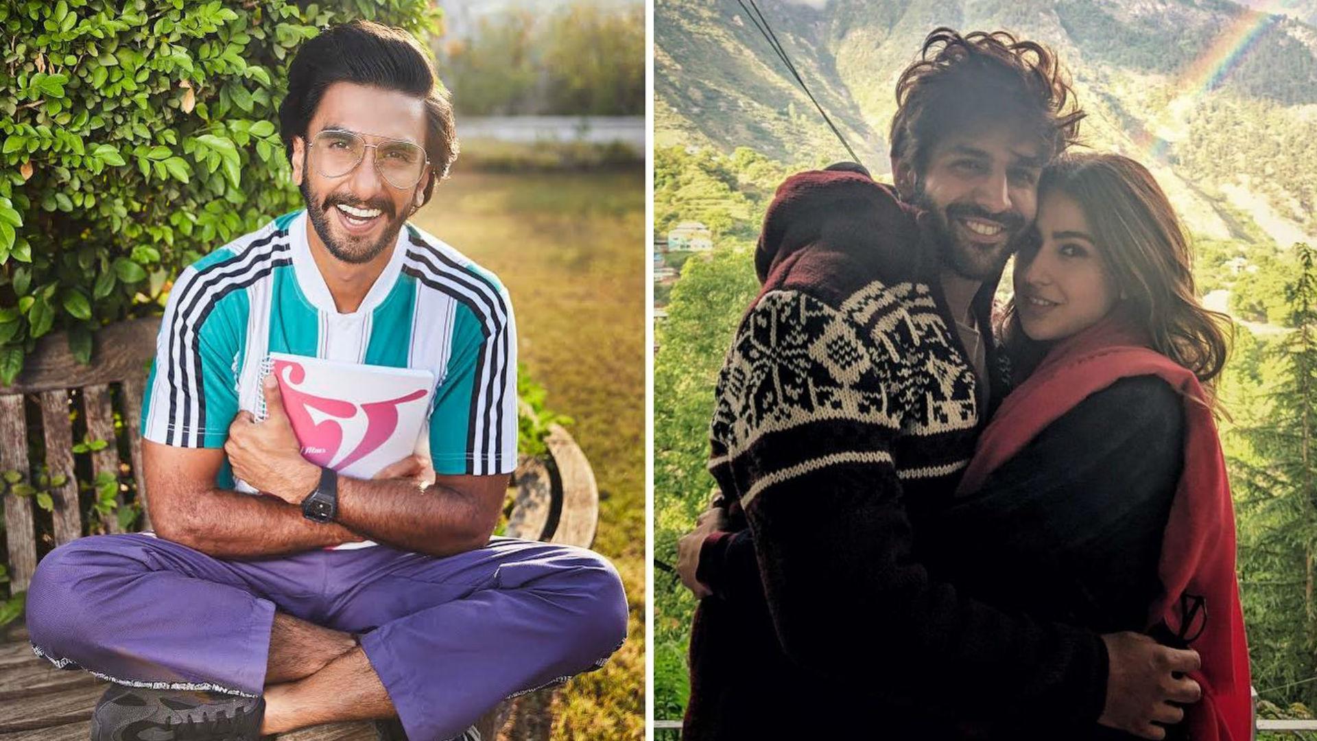 सारा अली खान ने कार्तिक आर्यन संग शेयर की रोमांटिक तस्वीर, रणवीर सिंह ने एक्ट्रेस को याद दिलाई ये बात