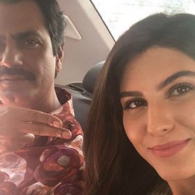 Sacred Games fame Iranian actress Elnaaz Norouzi stopped by Chicago airport authorities she misses f