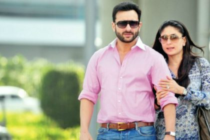 Saif Ali Khan Kareena Kapoor Khan Kubbra Sait Jawaani Jaaneman Movie