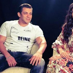 Salman Khan wishes Katrina Kaif birthday in Bharat style shares this photo