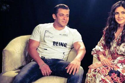 Salman Khan wishes Katrina Kaif birthday in Bharat style shares this photo
