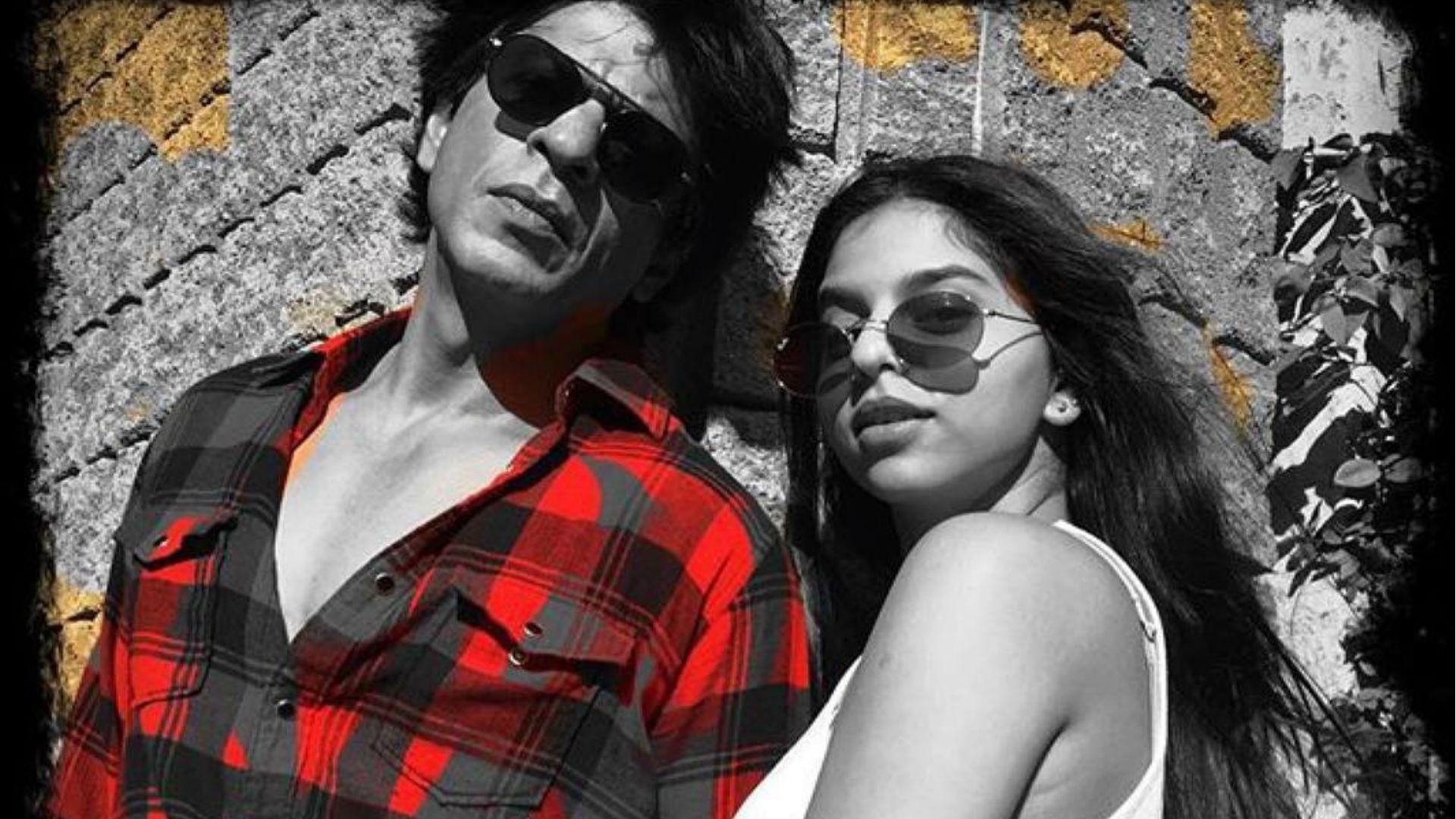 बेटी और उसकी बेस्ट फ्रेंड्स के लिए फोटोग्राफर बने शाहरुख खान, अनन्या पांडे ने 2 तस्वीरें शेयर कर किया खुलासा