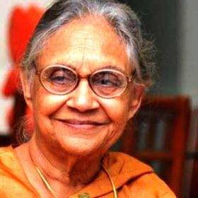 Sheila Dixit Political Career